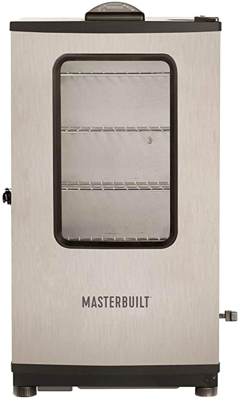 Masterbuilt 20070311 40-Inch Top Controller Electric Smoker Review