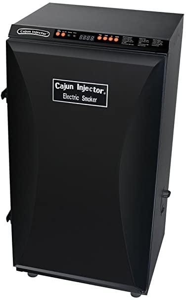 Cajun Injector Black Electric Smoker Review