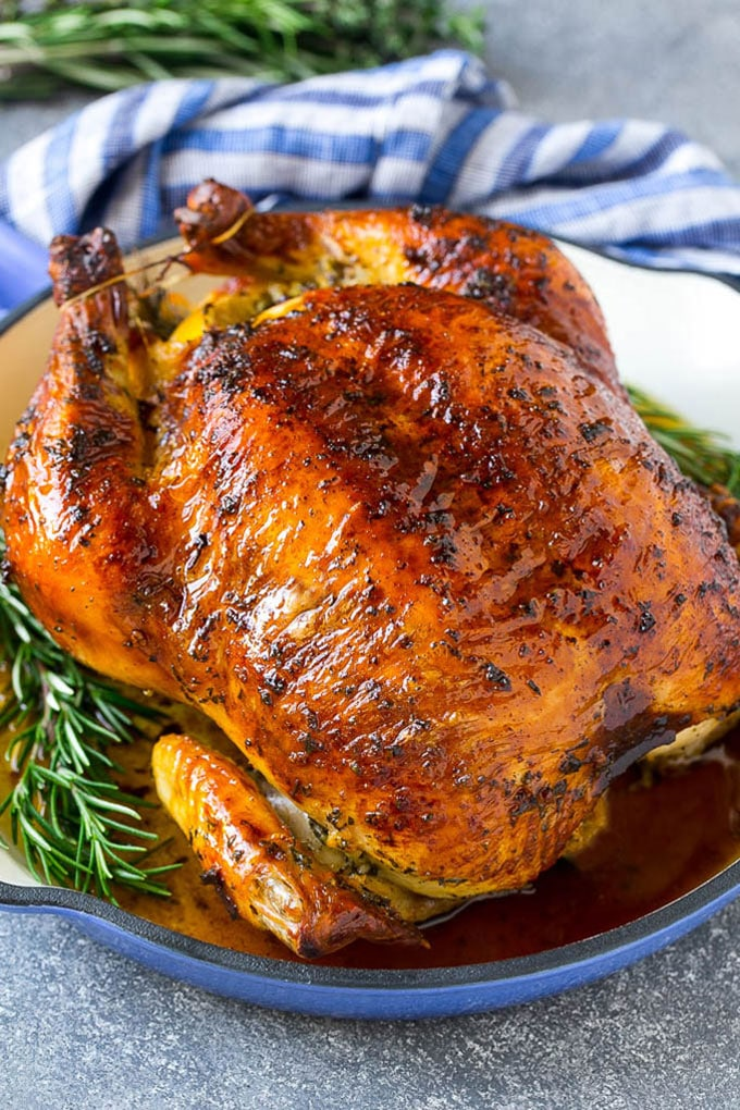 How to Cook a Whole Chicken by Roasting