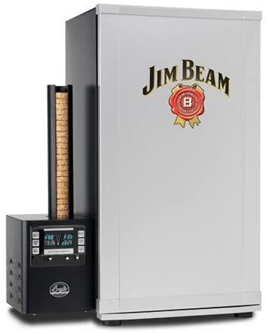 Jim Beam BTDS76JB Bradley Smoker 4-Rack Digital Outdoor Smoker Review