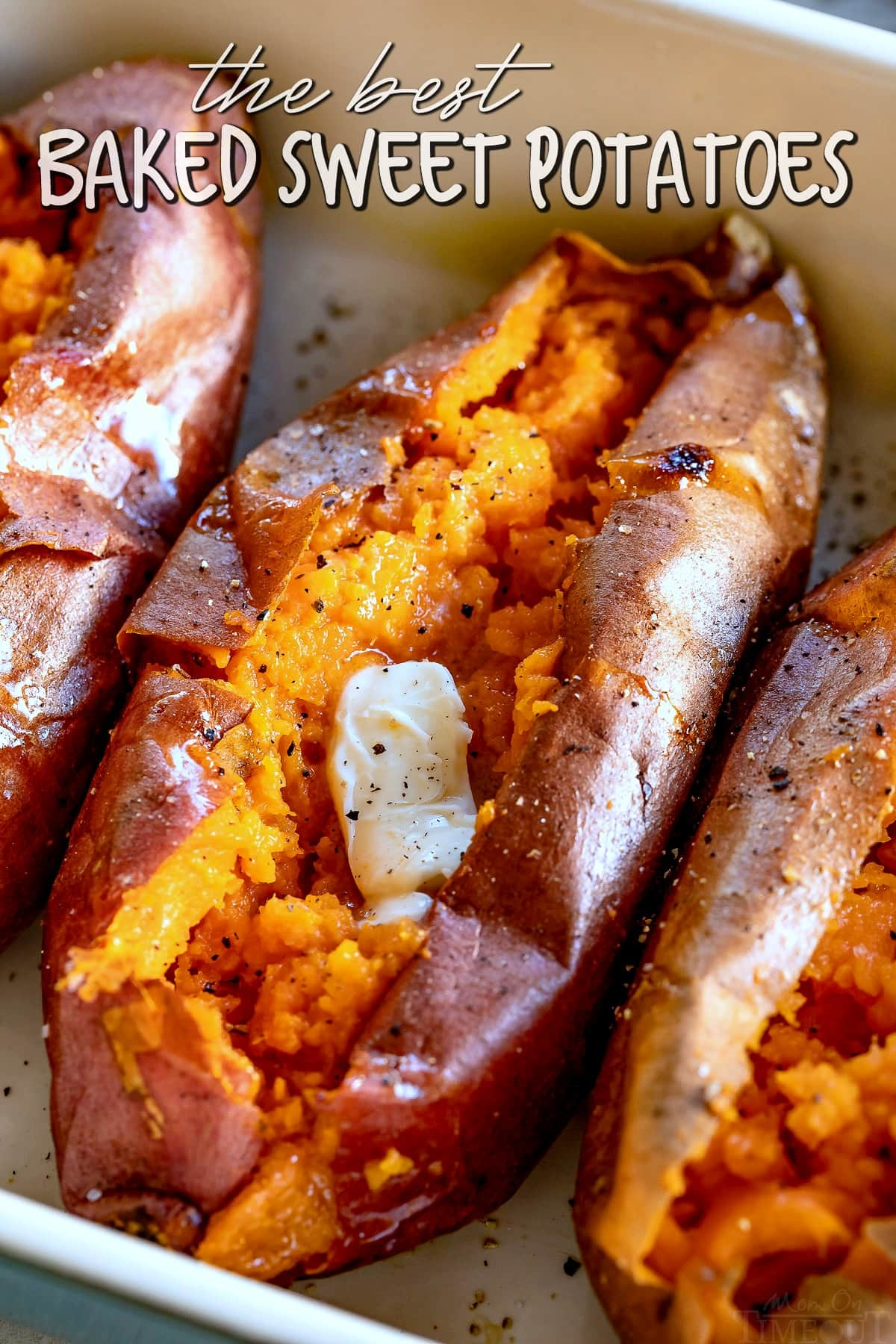 How to Cook a Sweet Potato the Easy Way