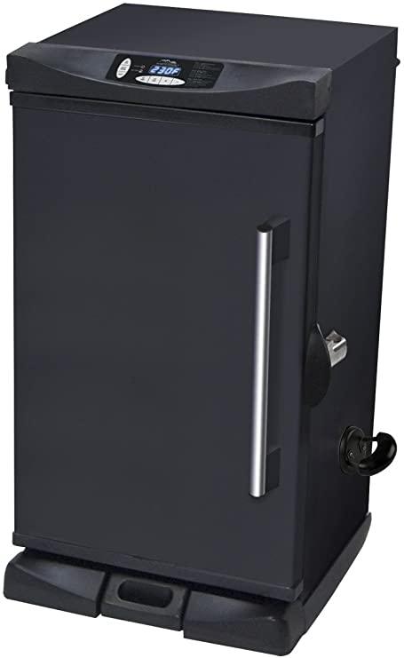 Masterbuilt 20070213 30-Inch Black Electric Digital Smoker Review