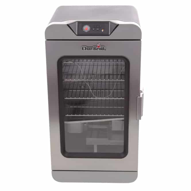 Char-Broil Digital Electric Smoker with SmartChef Technology Review