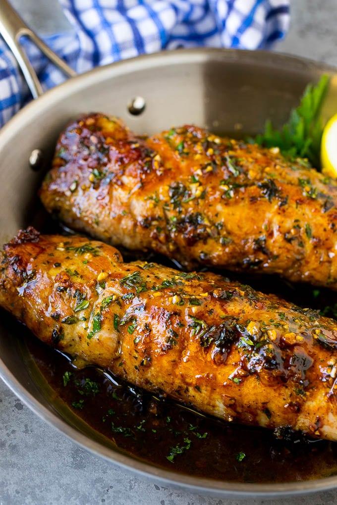 How Long to Cook Pork Tenderloin with Marinade