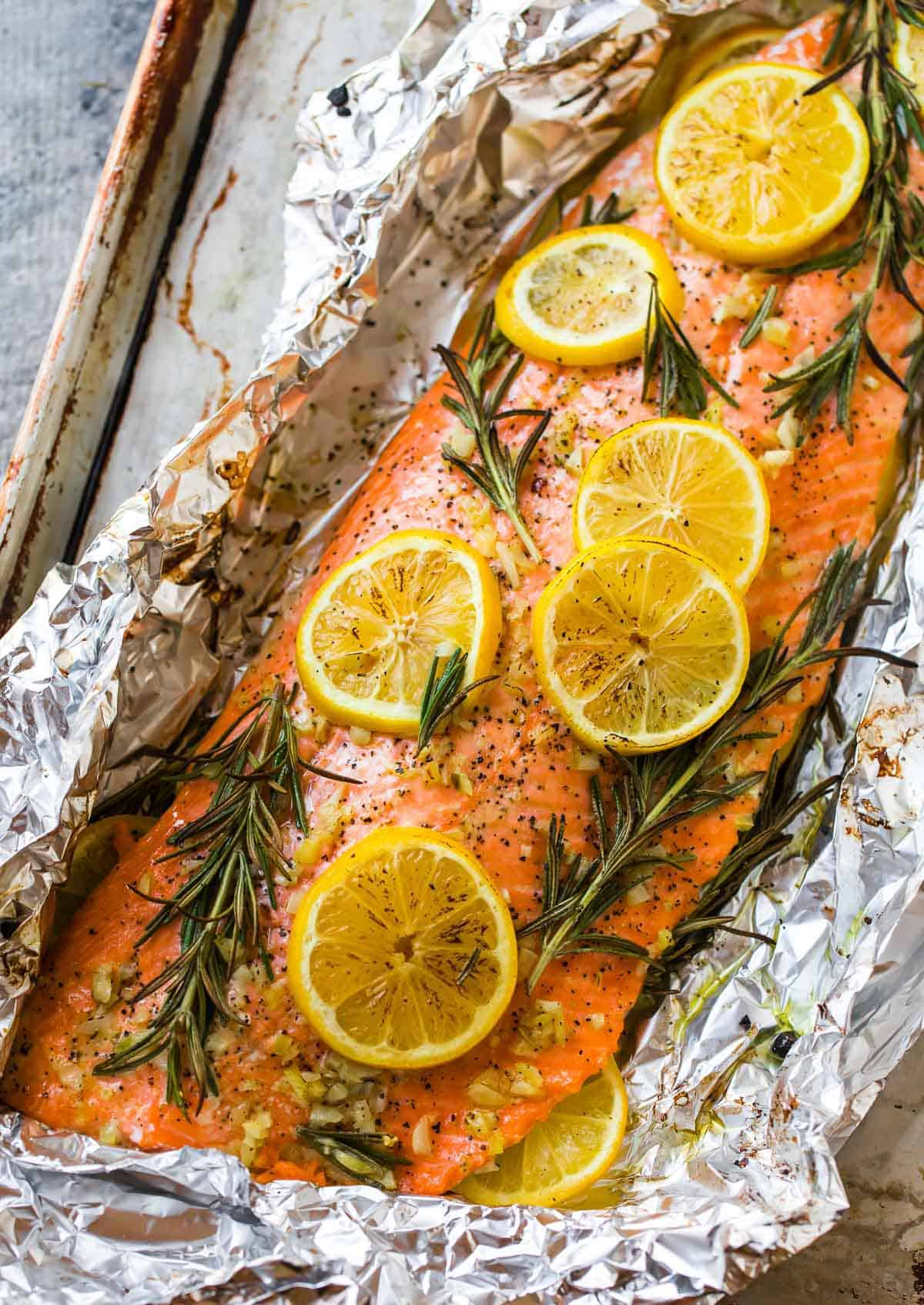 How Long to Cook Salmon in the Oven