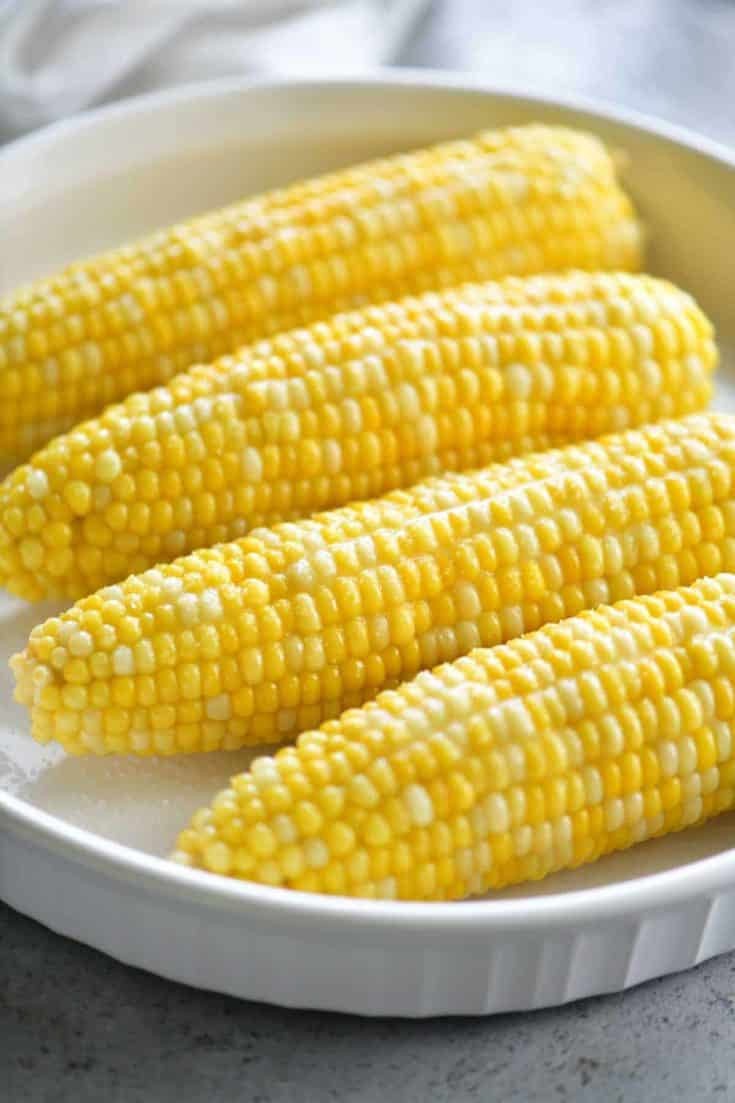 How Long to Cook Corn in a Cob
